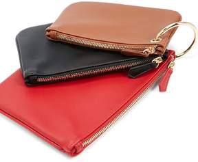 Forever 21 3-in-1 Key Ring Clutch Bag Set