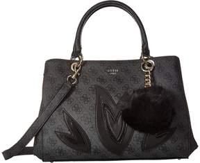 GUESS Jaden Girlfriend Satchel Satchel Handbags