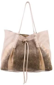 Nina Ricci Lizard Ondine Bag
