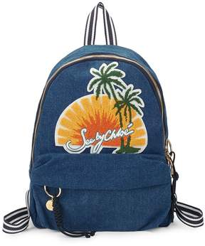 See by Chloe Women's Andy Denim Sunset Backpack