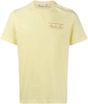 Martine Rose classic short sleeve t-shirt