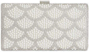 INC International Concepts I.n.c. Kelli Imitation Pearl Clutch, Created for Macy's