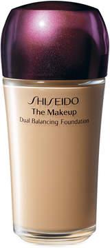 Shiseido The Makeup Dual Balancing Foundation