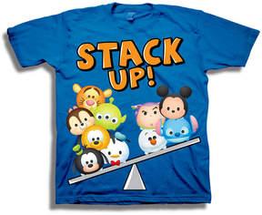 Freeze Toddler Boys Graphic Tees Tsum Tsum Graphic T-Shirt-Toddler Boys