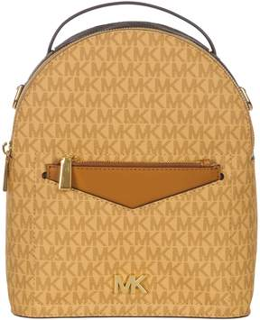 Michael Kors Logo Backpa K