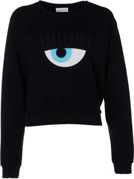 Chiara Ferragni Embroidered Sweatshirt