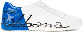 Dolce & Gabbana scrawled logo sneakers
