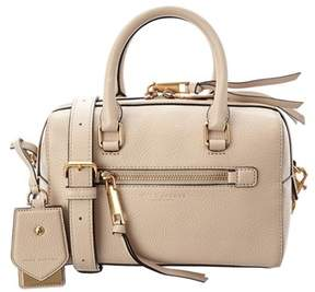 Marc Jacobs Recruit Small Leather Bauletto. - ANTIQUE BEIGE - STYLE