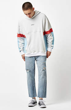 Barney Cools Chodus Destroyed Cropped Jeans