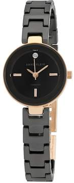 Anne Klein Black Dial Ladies Watch