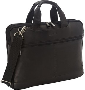 Kenneth Cole New York Kenneth Cole Reaction Double Sided Laptop Bag - Colombian Leather