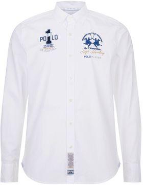 La Martina Double Crest Shirt