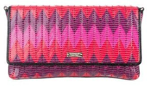 Kate Spade Beverly Breeze Abrielle Clutch - PINK - STYLE