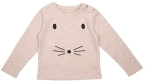Emile et Ida Embroidered Mouse T-Shirt