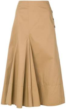 Joseph pleated skirt