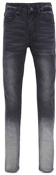 7 For All Mankind Girls' Ombré-Wash Skinny Jeans - Big Kid