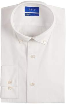 Apt. 9 Men's Slim-Fit Stretch Dress Shirt
