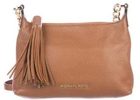 MICHAEL Michael Kors Leather Zip Shoulder Bag
