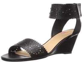 XOXO Women's Sallie-s Wedge Sandal.