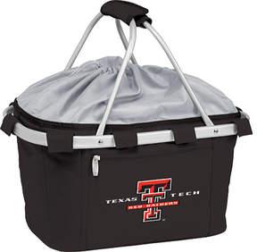 Picnic Time Metro Basket Texas Tech Red Raiders Print