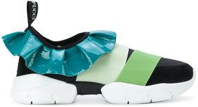 Emilio Pucci colour-block sneakers