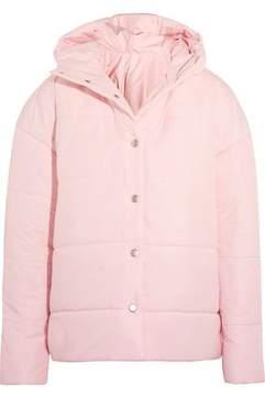 Awake Bubblegum Princess Oversized Quilted Shell Jacket