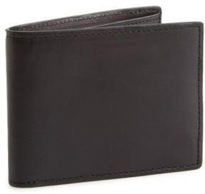 Rag & Bone Men's Hampshire Leather Bifold Wallet - Black