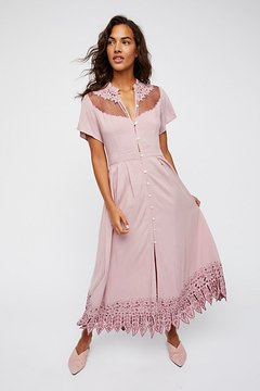 Cleobella Zahara Maxi Dress by at Free People