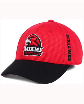 Top of the World Miami (Ohio) Redhawks Booster 2Tone Flex Cap