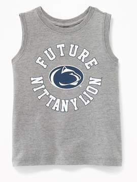 Old Navy Future College-Team Graphic Muscle Tank for Toddler Boys