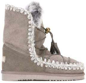 Mou 'Eskimo Dream Lace Up' boots