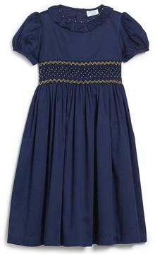 Luli & Me Girl's Smocked Dress
