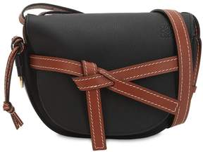 Loewe Small Gate Leather Shoulder Bag