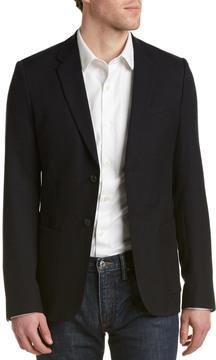 Sandro Legacy Wool-Blend Blazer