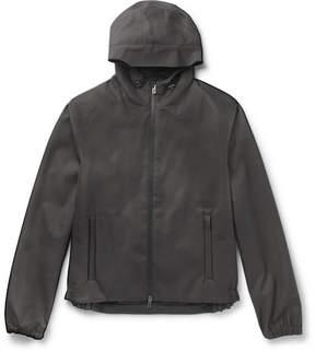 Loro Piana Weatherproof Hooded Shell Jacket