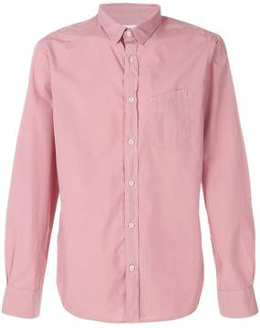Officine Generale fitted button shirt