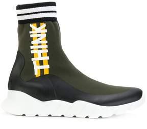 Fendi sock runner sneakers