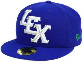 New Era Lexington Legends MiLB Logo Grand 59FIFTY Cap