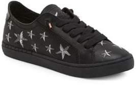 Dolce Vita Zeek Leather Sneakers