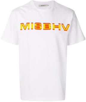 Misbhv printed T-shirt