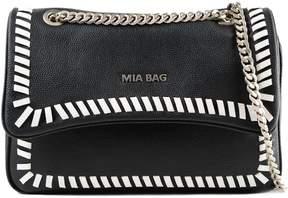 Mia Bag Foldover Shoulder Bag