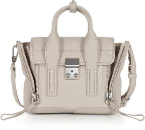 3.1 Phillip Lim Feather Leather Pashli Mini Satchel Bag
