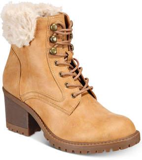 White Mountain Cliffs by Tori Booties Women's Shoes