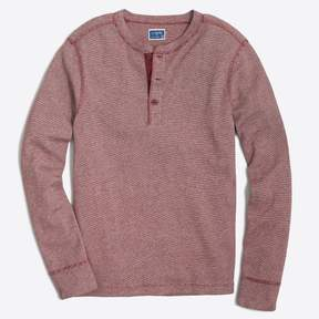J.Crew Factory Marled Graphite Sea