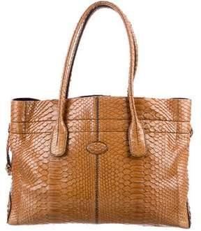 Tod's Python D-Styling Bag