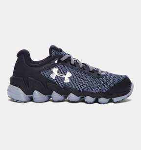 Under Armour Boys' Pre-School UA Spine Disrupt TCK Running Shoes