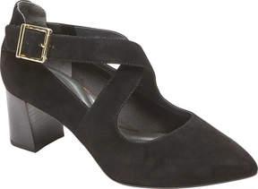 Rockport Total Motion Salima Cross Strap Shoe (Women's)