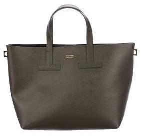 Tom Ford Crosshatch Leather Satchel w/ Tags