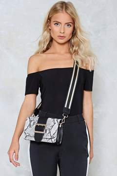 nastygal WANT Snake a Break For It Crossbody Bag