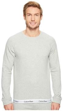 Calvin Klein Underwear Modern Cotton Stretch Lounge Sweatshirt